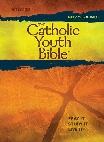 Catholic Youth Bible  3rd 2010 (Revised) edition cover