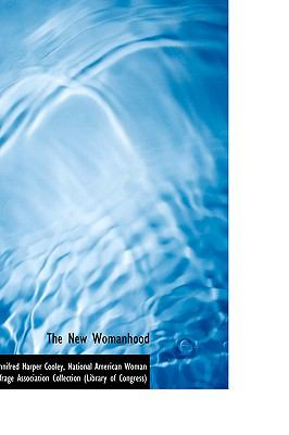 The New Womanhood:   2009 edition cover