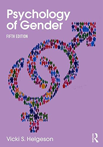 Psychology of Gender Fifth Edition 5th 2017 (Revised) 9781138186873 Front Cover
