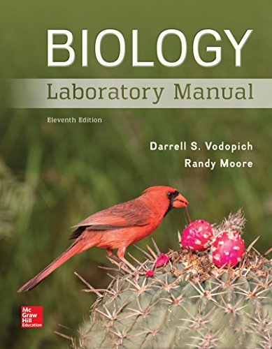 Biology:   2016 9781259544873 Front Cover