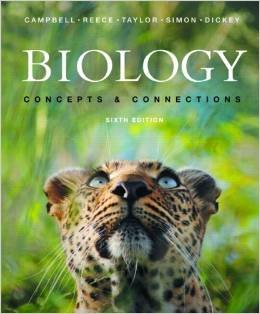 CAMPBELL BIOLOGY >CUSTOM<               N/A 9781269204873 Front Cover