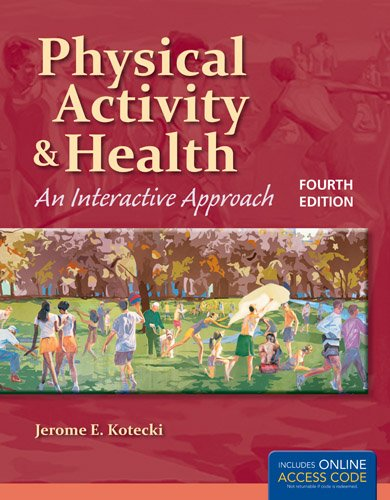 Physical Activity and Health  4th 2014 edition cover
