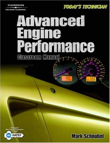 Advanced Engine Performance   2006 edition cover