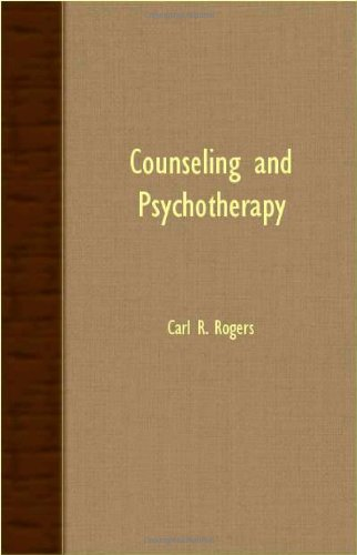 Counseling and Psychotherapy  N/A edition cover