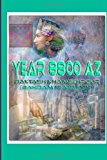 Year 8800 AZ  Large Type 9781493720873 Front Cover