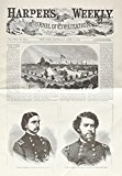 Harper's Weekly June 11 1864  N/A 9781557097873 Front Cover
