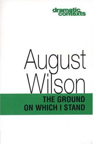 Ground on Which I Stand   2000 edition cover