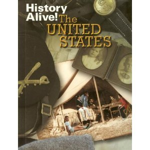 History Alive! The United States N/A 9781583711873 Front Cover