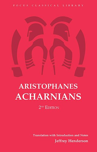 Acharnians  2nd 2003 (Revised) 9781585100873 Front Cover