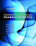 Concepts in Clinical Pharmacokinetics  6th 2014 edition cover