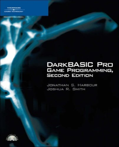 DarkBASIC Pro Game Programming  2nd 2007 (Revised) edition cover