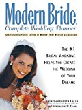 Modern Bride Complete Wedding Planner  2nd 9781620456873 Front Cover
