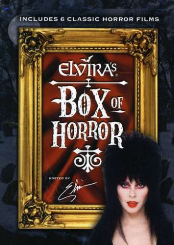 Elvira's Box of Horror System.Collections.Generic.List`1[System.String] artwork