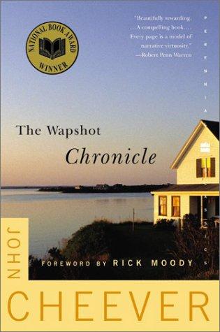 Wapshot Chronicle   2003 edition cover