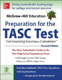 McGraw-Hill Education Preparation for the Tasc Test  2nd 2015 edition cover