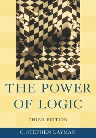 Power of Logic  3rd 2005 (Revised) edition cover