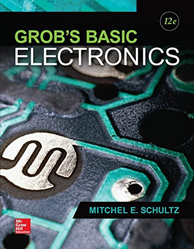 Grob's Basic Electronics:  12th 2015 edition cover