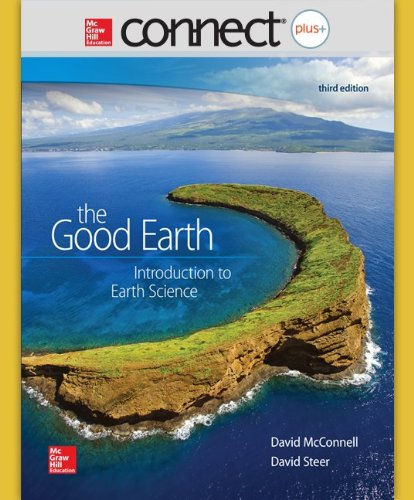GOOD EARTH:INTRO.TO EARTH SCI.-ACCESS   N/A 9780077359874 Front Cover