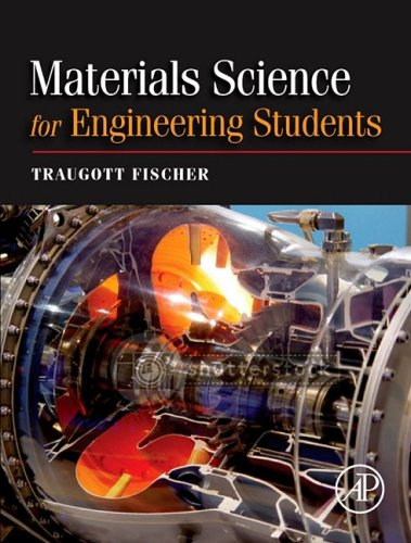 Materials Science for Engineering Students   2009 9780123735874 Front Cover