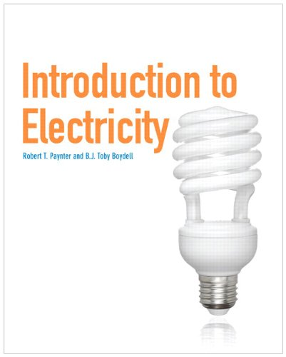 Introduction to Electricity   2011 edition cover