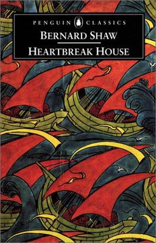 Heartbreak House   2000 edition cover
