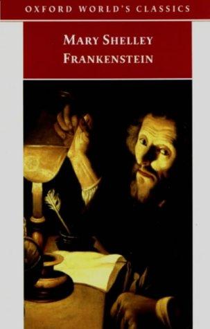 Frankenstein   1998 edition cover