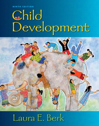 Child Development  9th 2013 edition cover