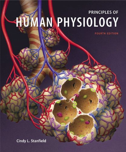 Principles of Human Physiology  4th 2011 edition cover