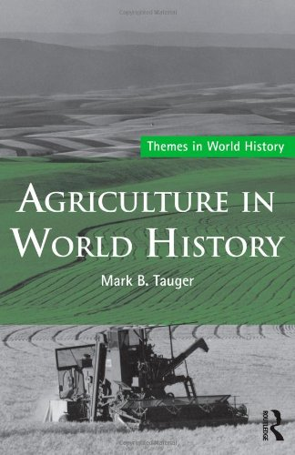 Agriculture in World History   2010 edition cover