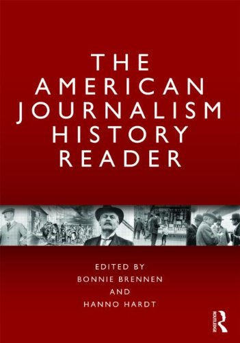 American Journalism History Reader   2010 edition cover