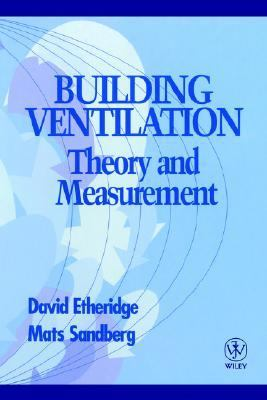 Building Ventilation Theory and Measurement  1996 9780471960874 Front Cover