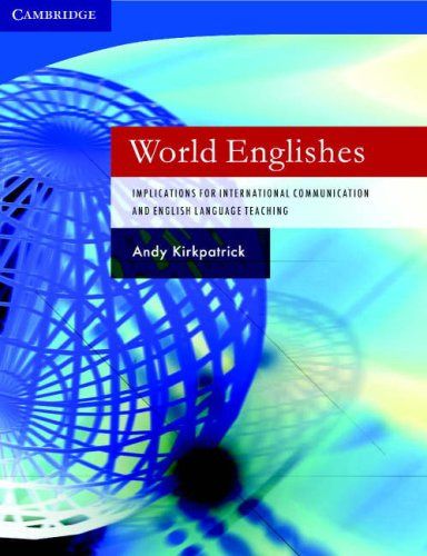 World Englishes Implications for International Communication and English Language Teaching  2007 edition cover