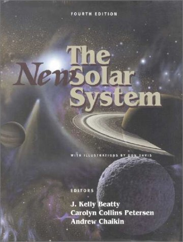 New Solar System  4th 1999 (Revised) edition cover