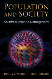 Population and Society An Introduction to Demography  2010 edition cover