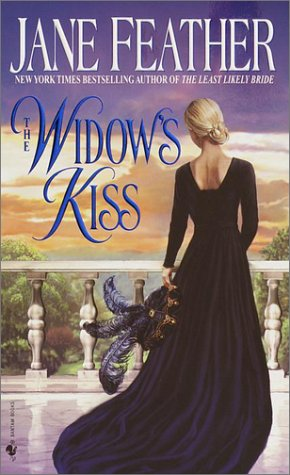 Widow's Kiss  Reprint 9780553581874 Front Cover
