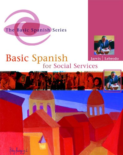 Spanish for Social Work  2006 9780618567874 Front Cover