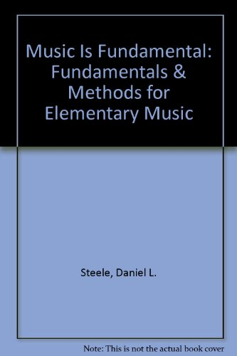 Music Is Fundamental  2nd (Revised) 9780757563874 Front Cover