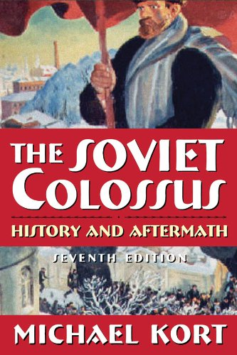 Soviet Colossus History and Aftermath 7th 2010 (Revised) 9780765623874 Front Cover