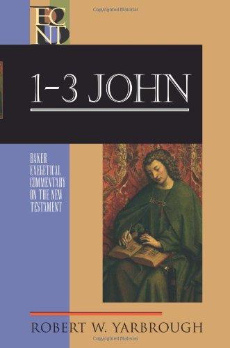 1-3 John   2008 edition cover