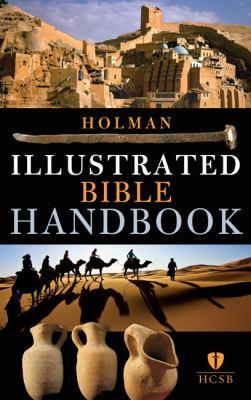 Holman Illustrated Bible Handbook   2012 edition cover