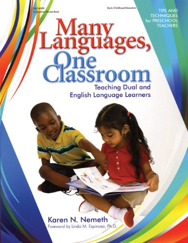 Many Languages, One Classroom Teaching Dual and English Language Learners  2009 edition cover