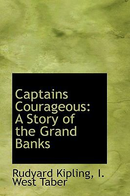 Captains Courageous: A Story of the Grand Banks  2009 edition cover
