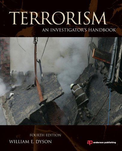 Terrorism An Investigator's Handbook 4th 2012 (Revised) edition cover