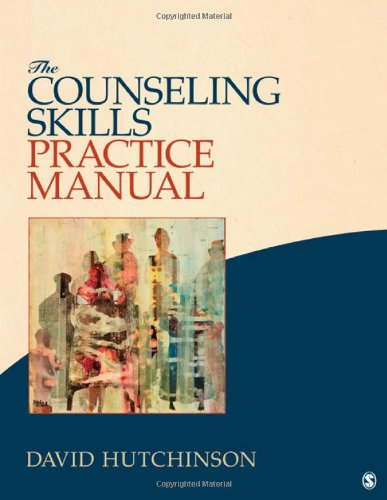 Counseling Skills Practice Manual   2012 edition cover