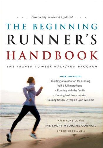 Beginning Runner's Handbook The Proven 13-Week Walk/Run Program 3rd 2005 (Revised) edition cover