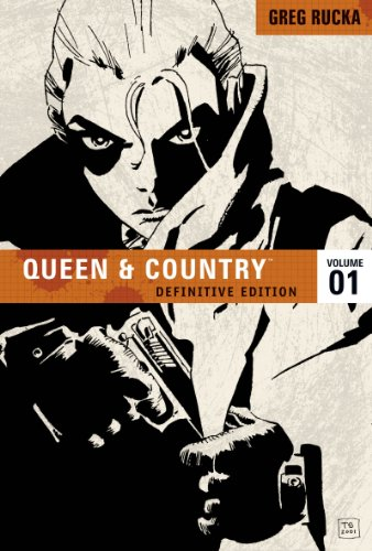 Queen and Country   2007 edition cover