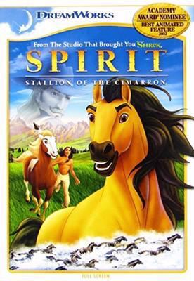 Spirit: Stallion of the Cimarron (Full Screen Edition) [Animated] System.Collections.Generic.List`1[System.String] artwork