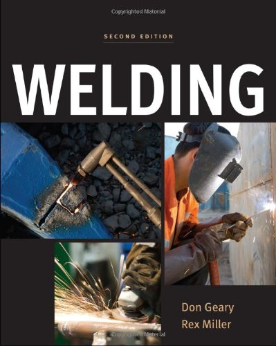 Welding  2nd 2011 edition cover