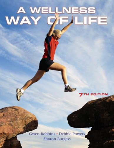 Wellness Way of Life  7th 2008 9780073293875 Front Cover