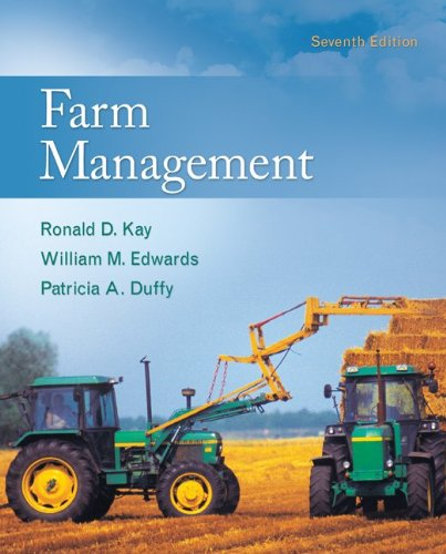 Farm Management  7th 2012 edition cover
